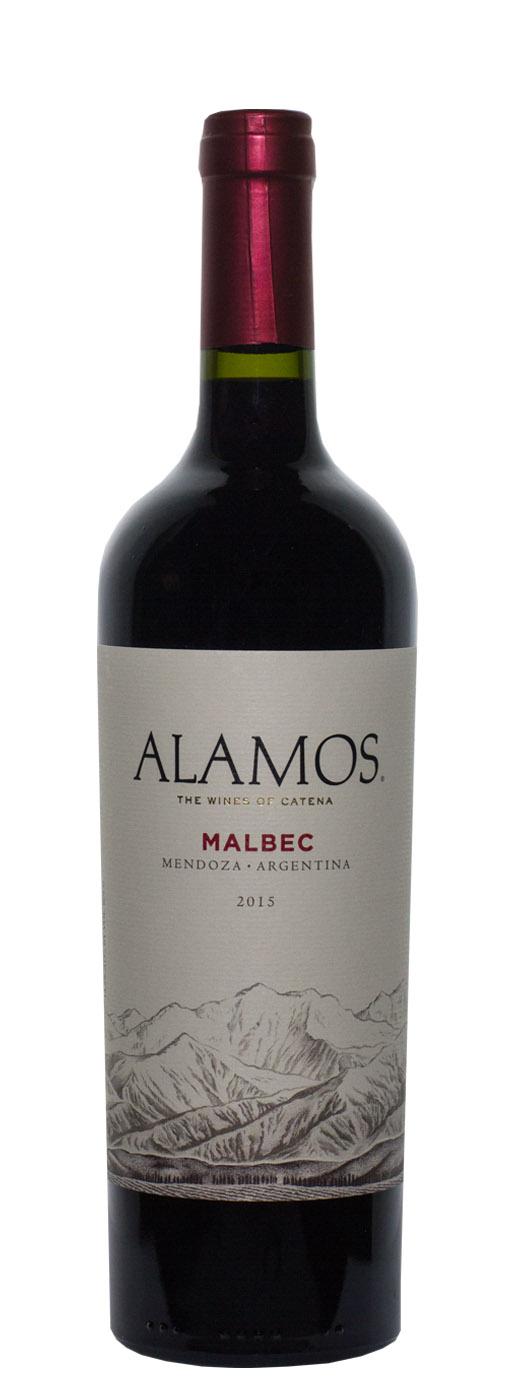 2015 Alamos Malbec