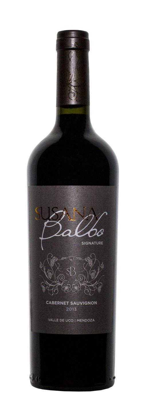 2013 Susana Balbo Signature Cabernet Sauvignon
