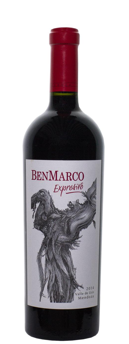 2014 BenMarco Expresivo