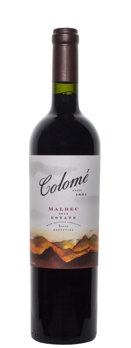2014 Colome Malbec