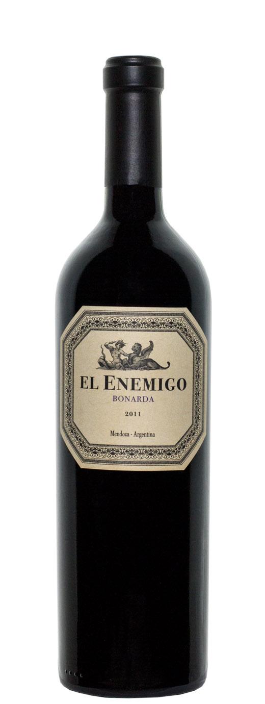 2011 El Enemigo Bonarda