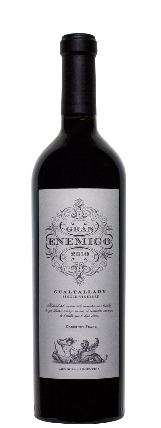 2010 Gran Enemigo Gualtallary