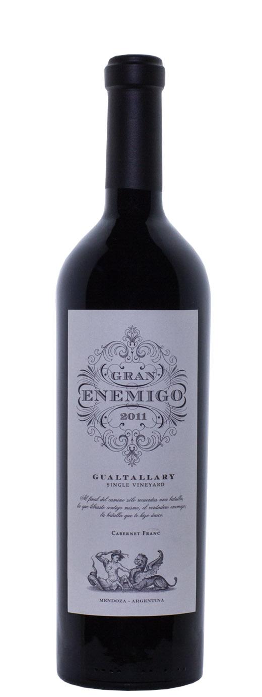 2011 Gran Enemigo Gualtallary