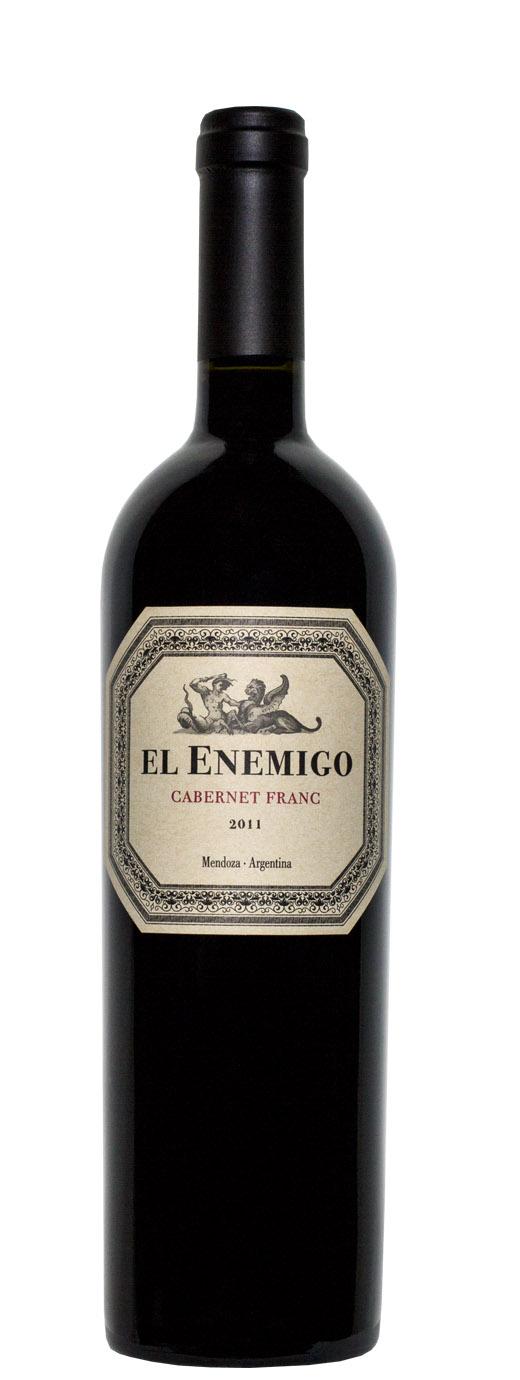 2011 El Enemigo Cabernet Franc