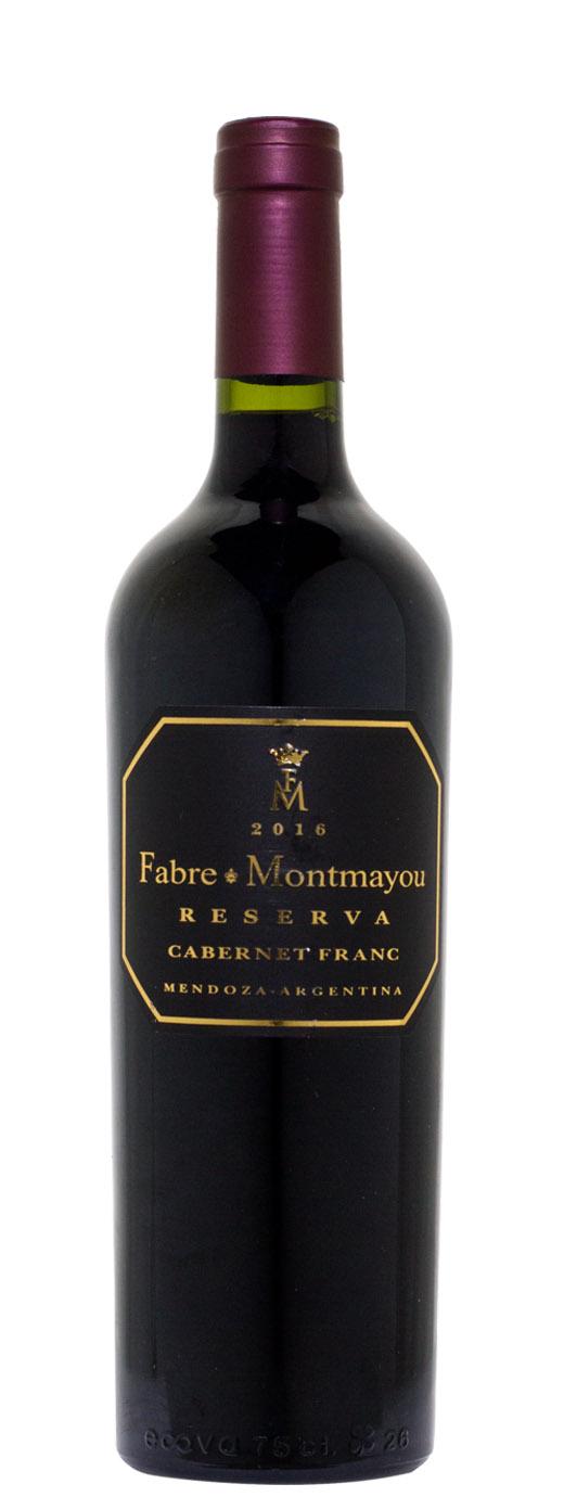 2016 Fabre Montmayou Cabernet Franc Reserva | B-21 Fine Wine