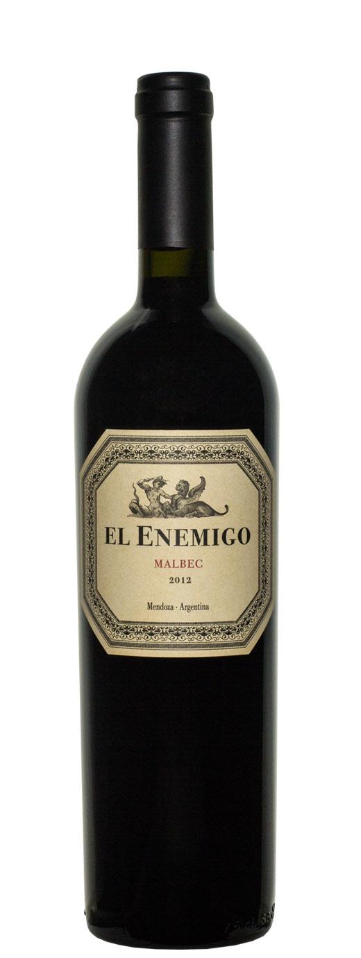 2012 El Enemigo Malbec