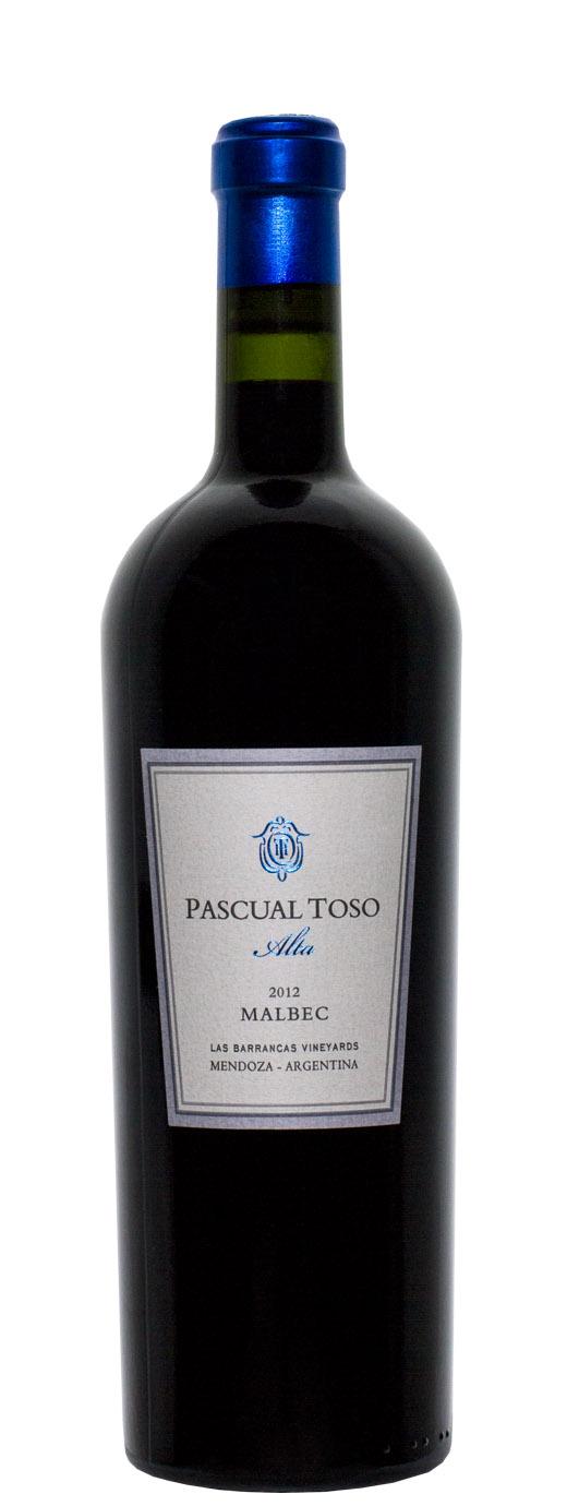 2012 Pascual Toso Alta Malbec