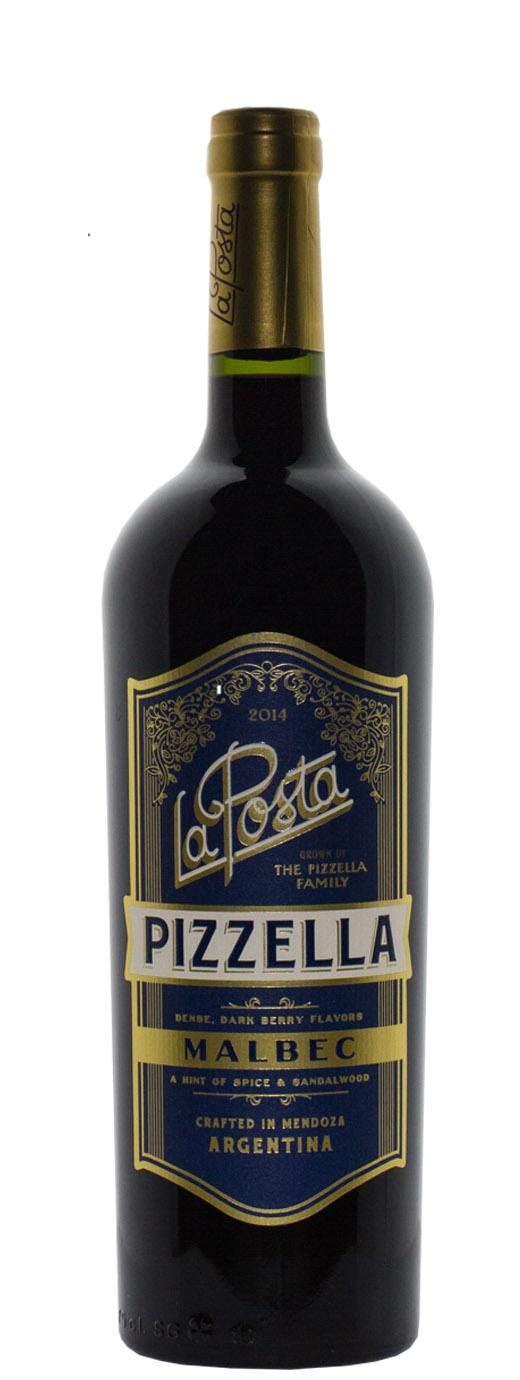 2014 La Posta Malbec Pizzella Family Vineyard