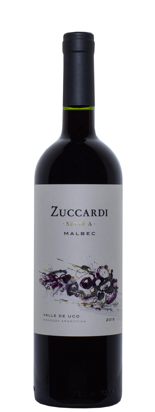 2015 Familia Zuccardi Malbec Serie A