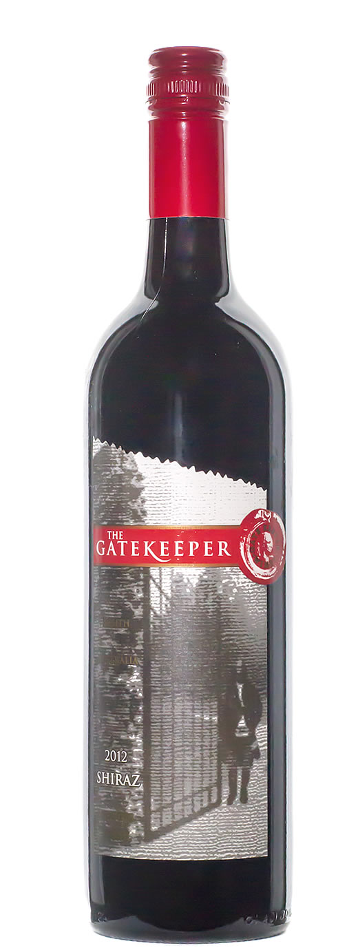 2012 The Gatekeeper Shiraz