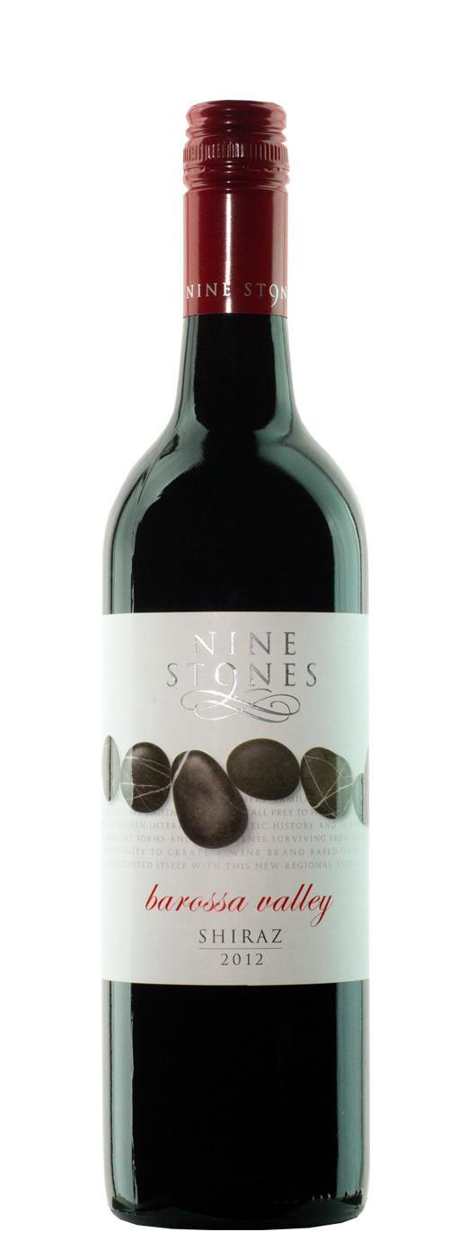 2012 Nine Stones Shiraz
