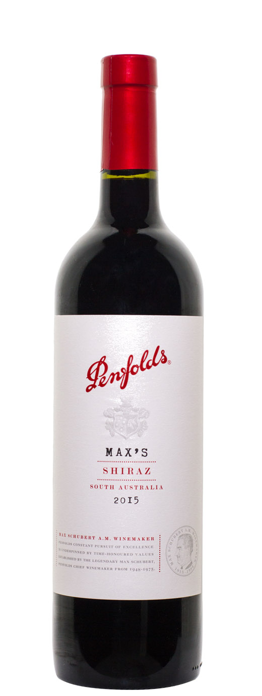 2015 Penfolds Max's Shiraz