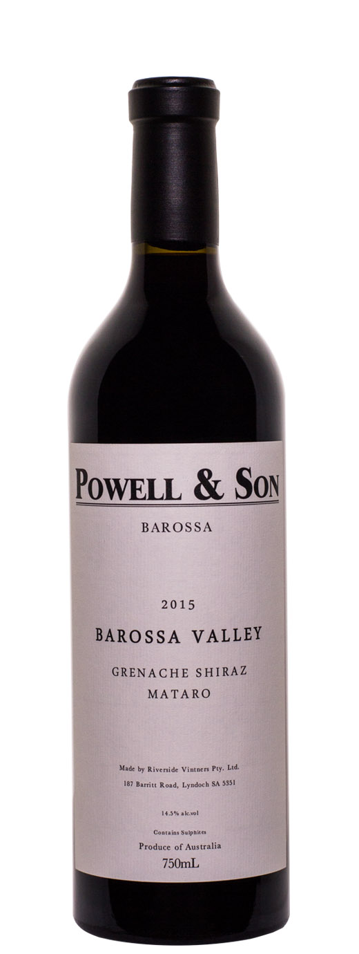 2015 Powell & Son Grenache Shiraz Mataro