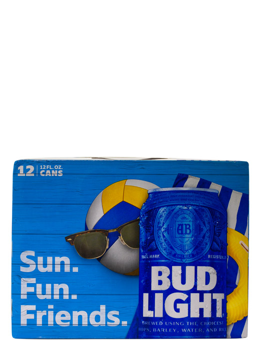 Bud Light 12pk Cans 12oz