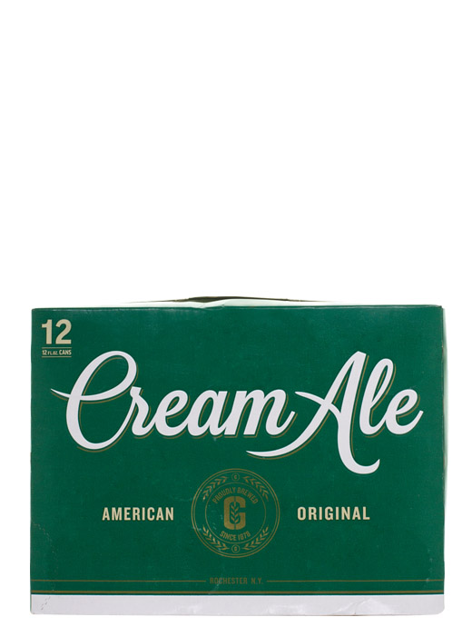 Genesee Cream Ale 12pk Cans