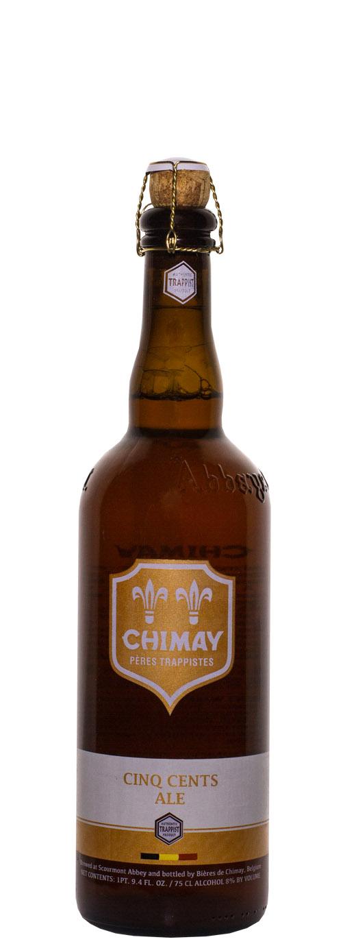 The Chimay White Cap Tripel Cinq Cents