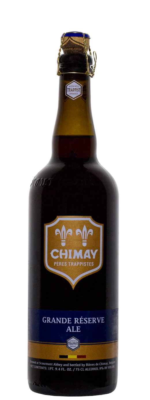 The Chimay Blue Cap Grande Reserve