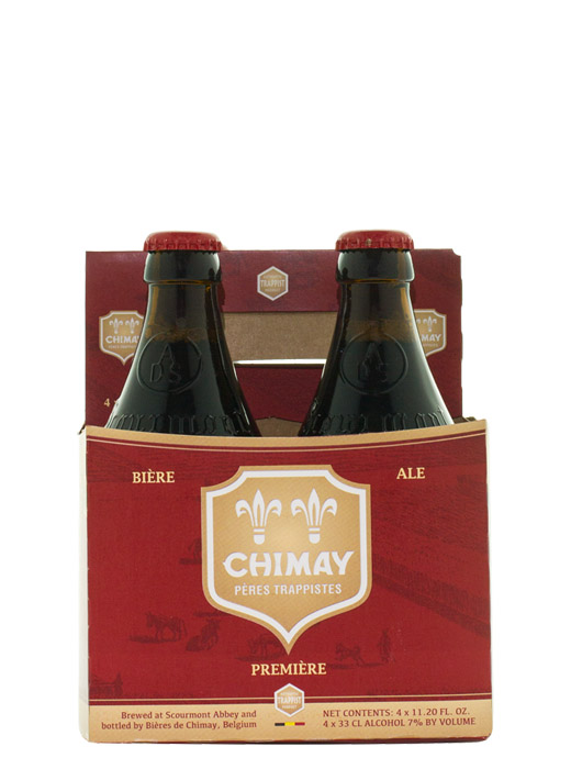 The Chimay Red Cap Premiere 4pk
