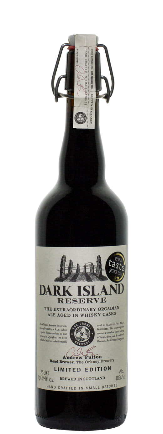 Dark Island Reserve Orcadian Ale