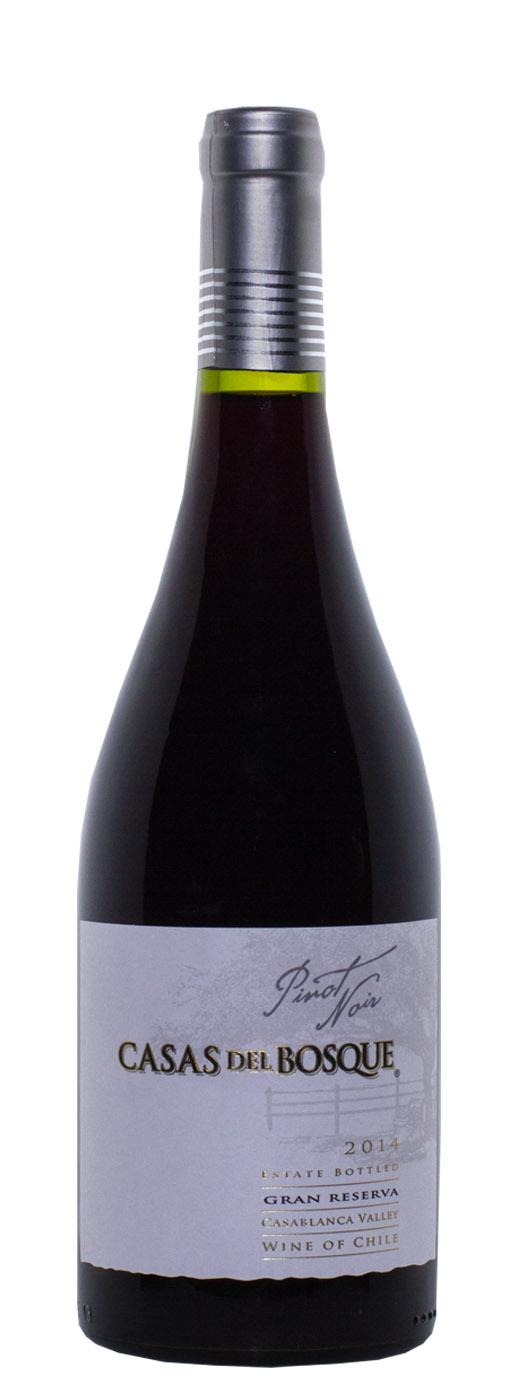 2014 Casas del Bosque Pinot Noir Gran Reserva