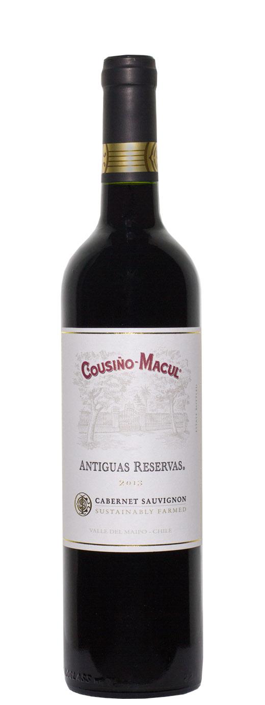 2013 Cousino-Macul Antiguas Reservas Cabernet Sauvignon