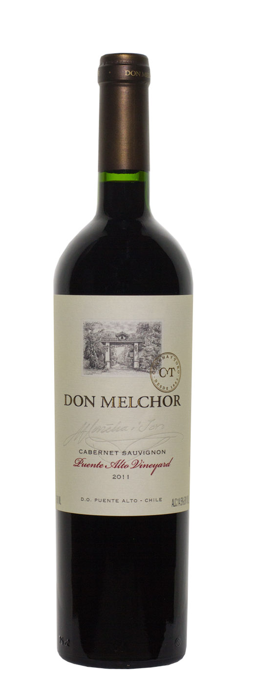 2011 Don Melchor Cabernet Sauvignon Puente Alto