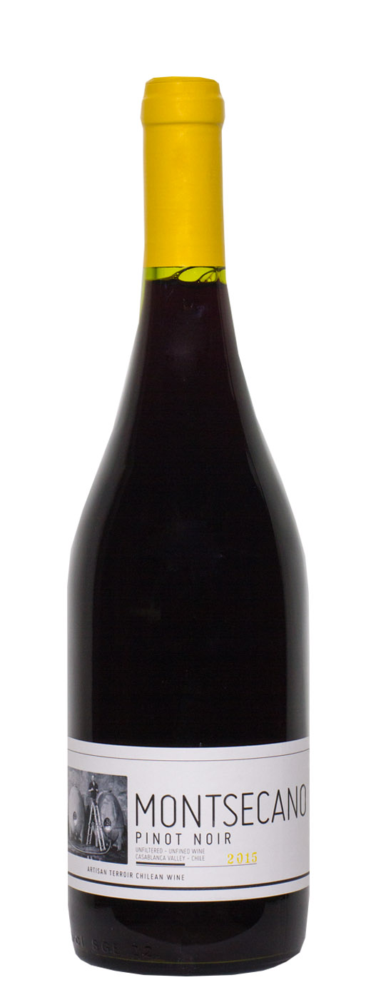 2015 Montsecano Pinot Noir