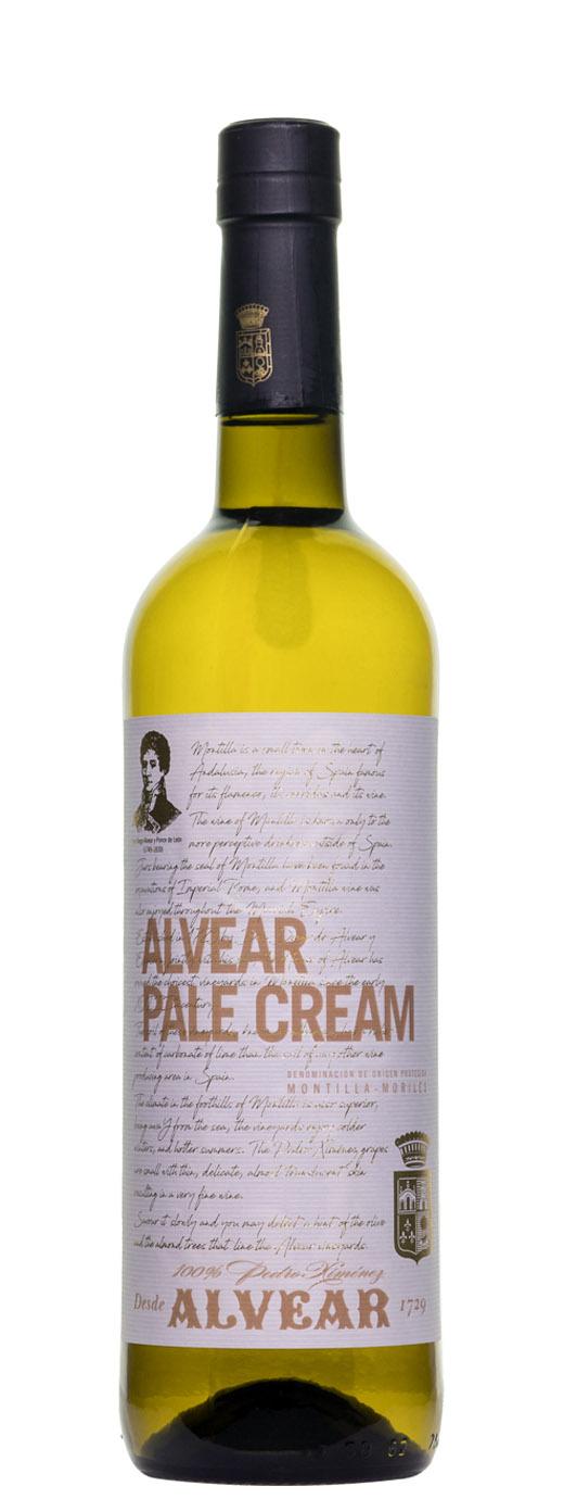 N.V. Alvear Pale Cream Sherry