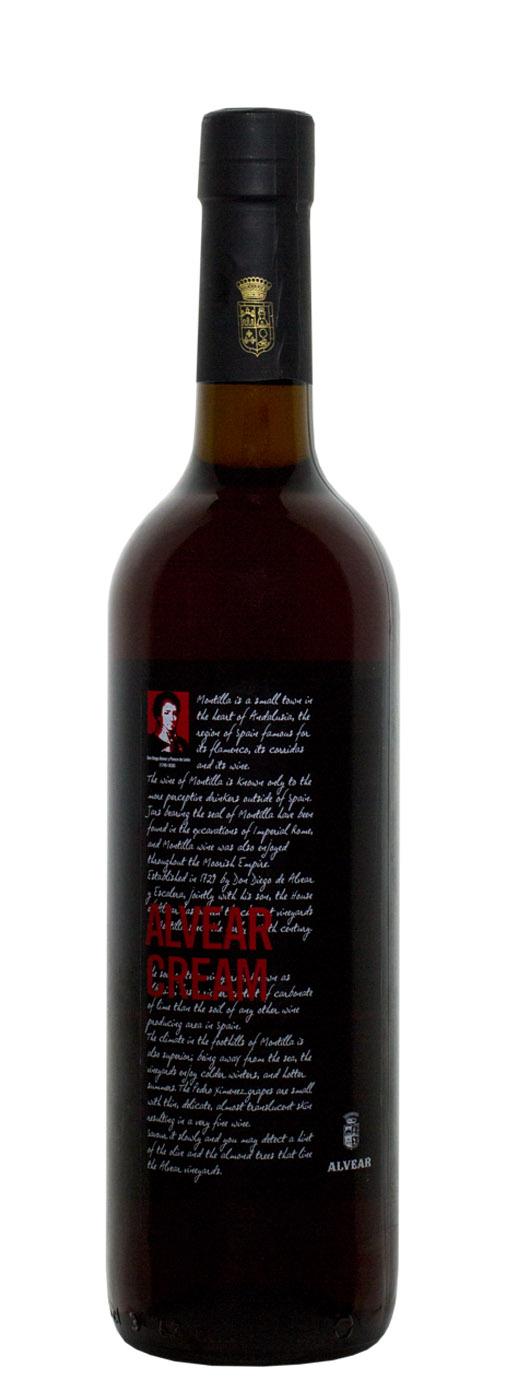 Alvear Cream Sherry