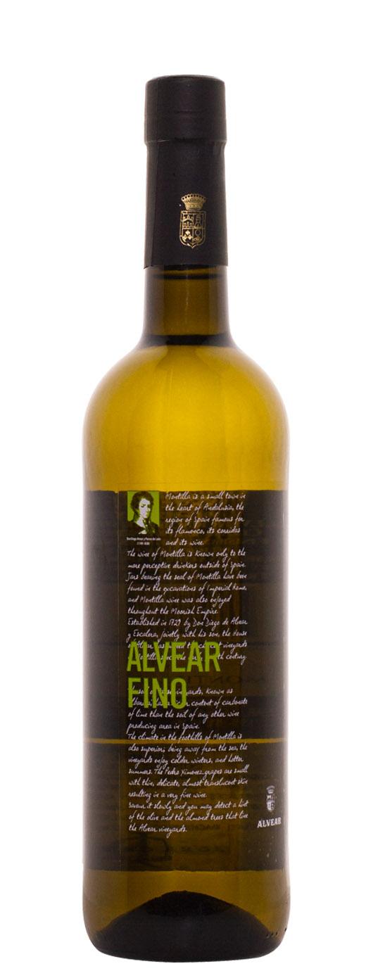 N.V. Alvear Fino Sherry
