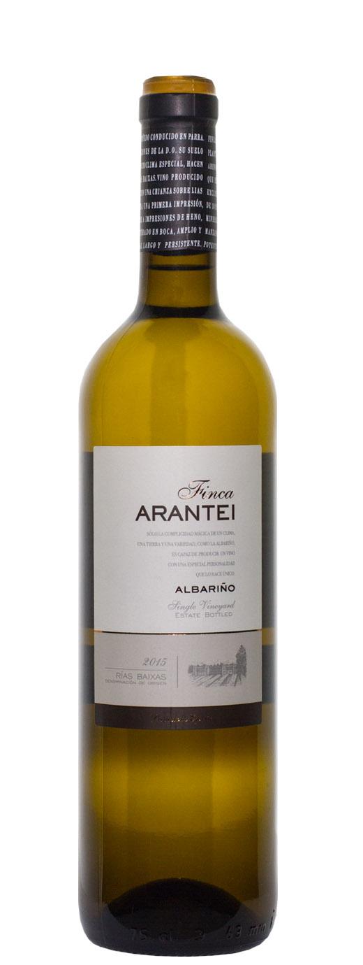 2015 Finca Arantei Albariño