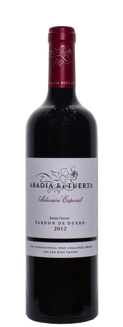 2012 Abadia Retuerta Seleccion Especial Sardon de Duero