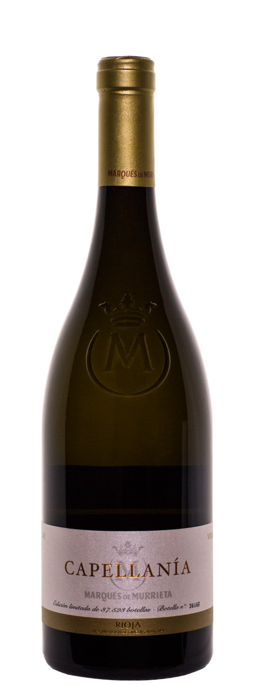 2011 Marques de Murrieta Capellania