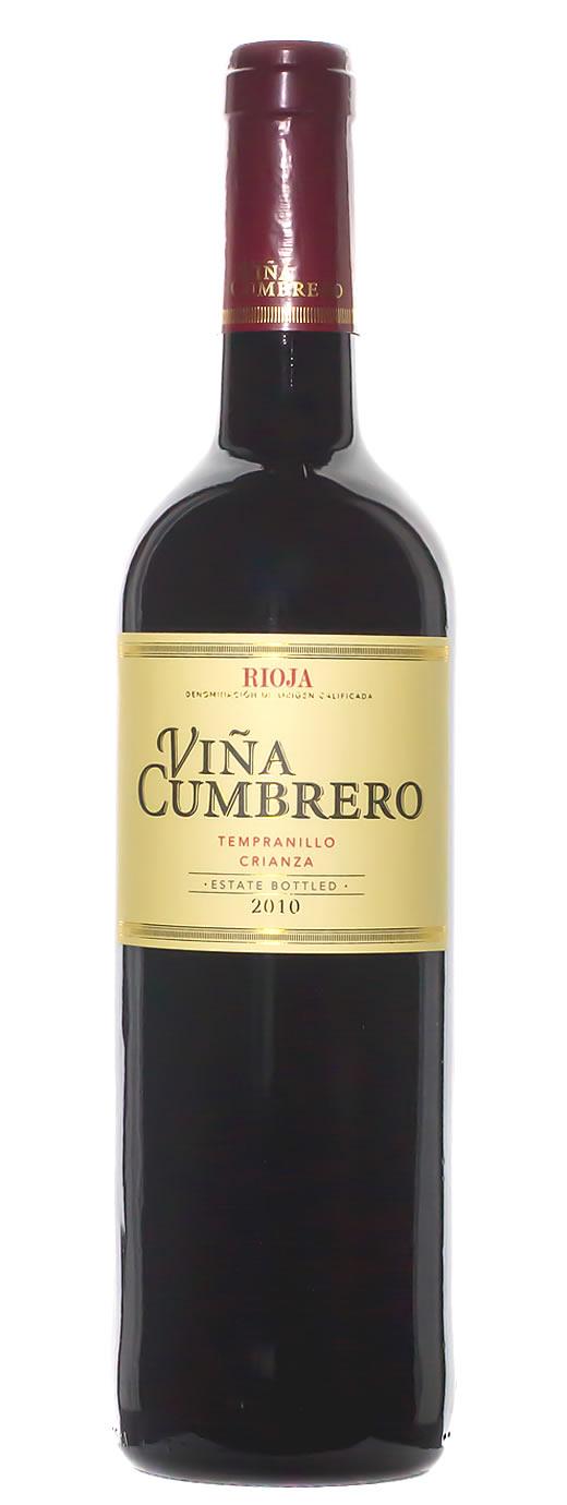 2010 Vina Cumbrero Crianza