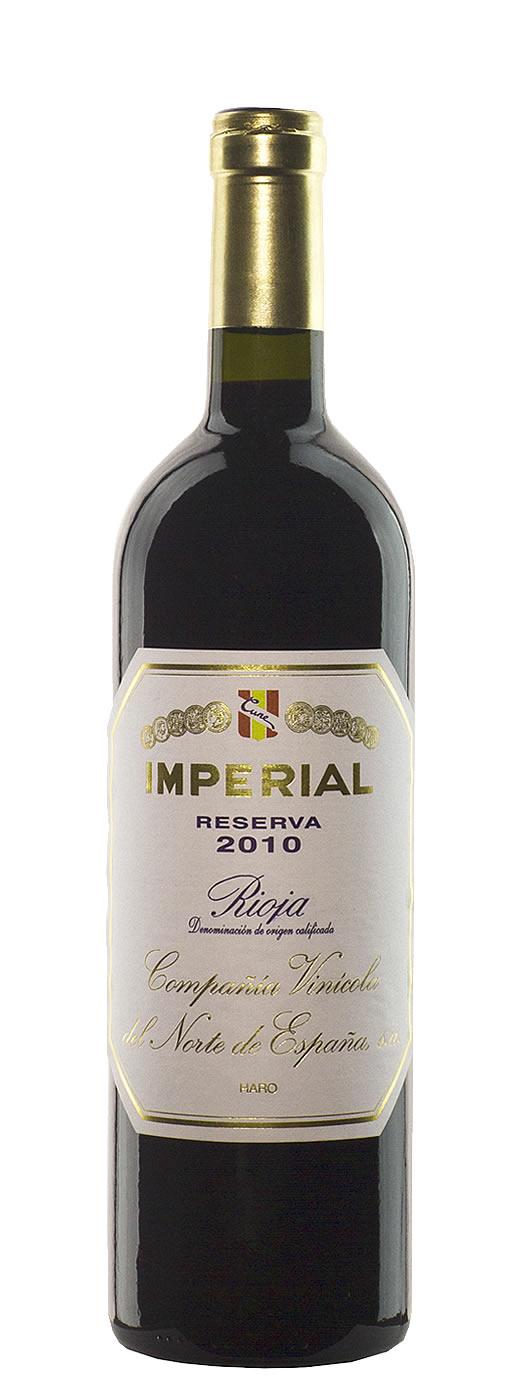 2010 CVNE Imperial Reserva