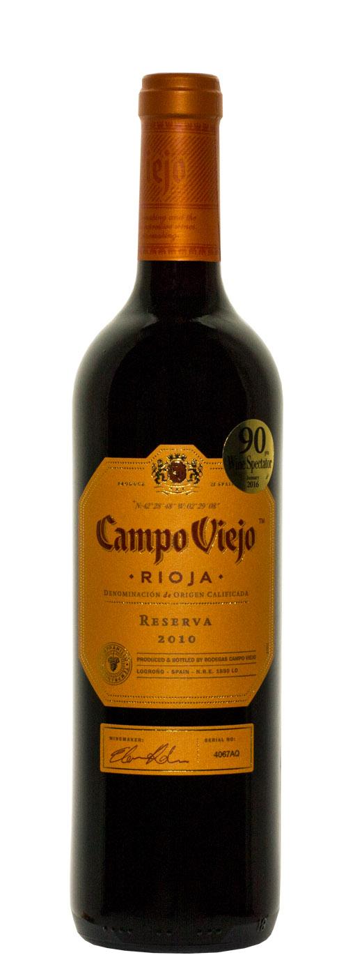 2010 Campo Viejo Reserva