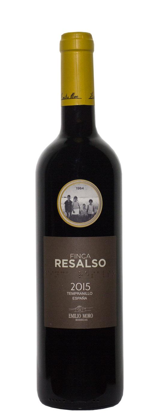 2015 Bodegas Emilio Moro Resalso