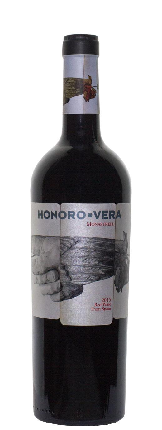 2015 Juan Gil Honoro Vera Monastrell