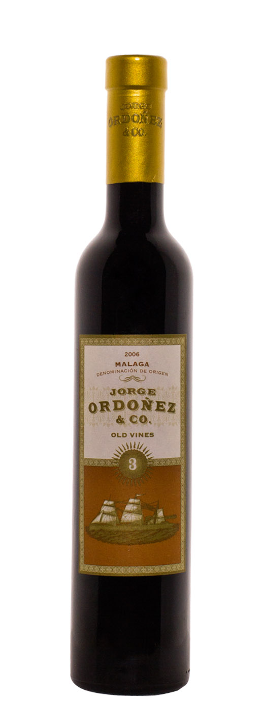 2006 Jorge Ordonez #3 Old Vines