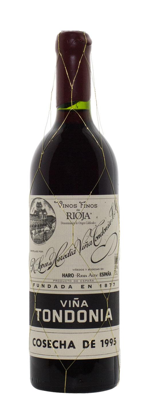 1995 Lopez de Heredia Vina Tondonia Gran Reserva