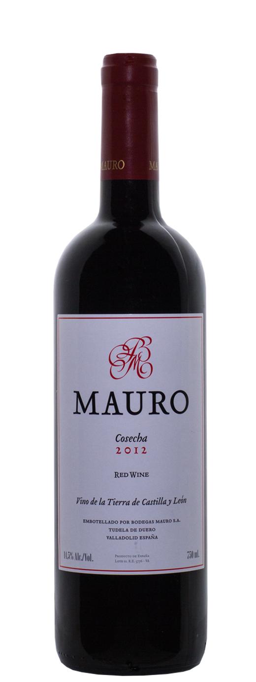 2012 Bodegas Mauro Vino de la Tierra Tinto
