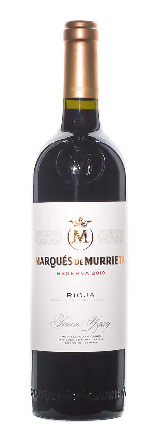 2010 Marques de Murrieta Reserva Finca Ygay