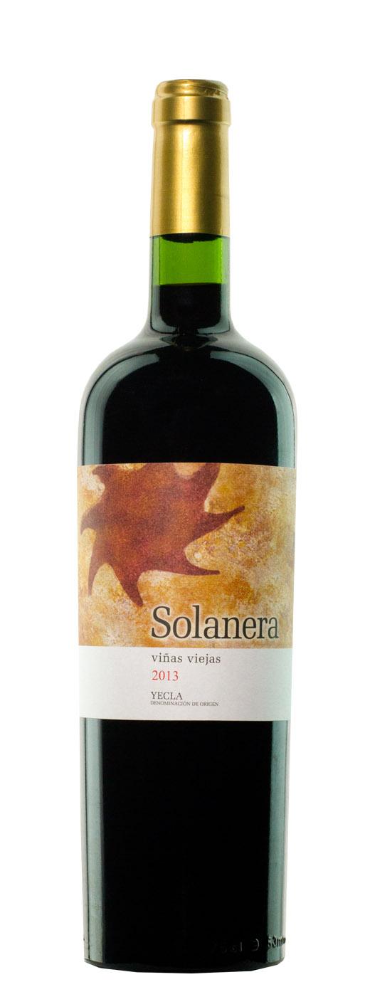 2013 Castano Solanera Vinas Viejas