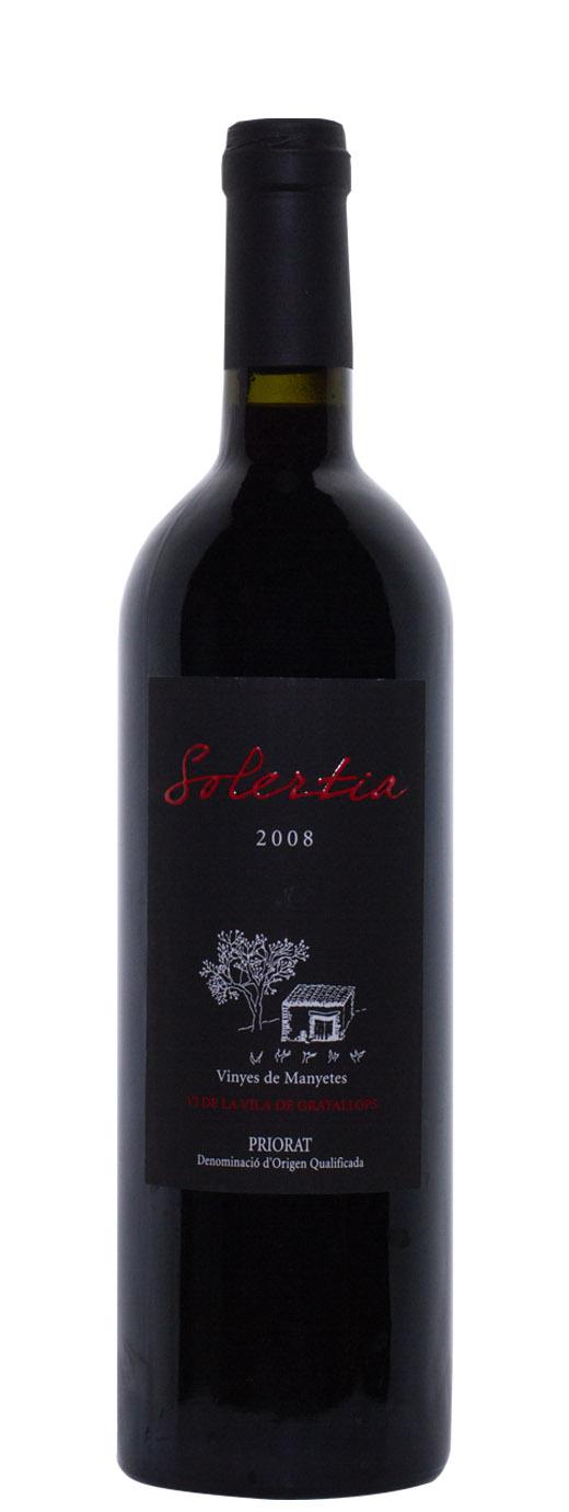 2008 Vinyes de Manyetes Solertia
