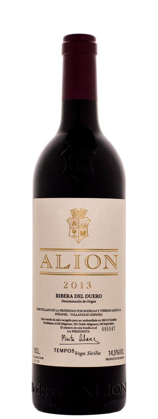 2013 Alion by Vega Sicilia