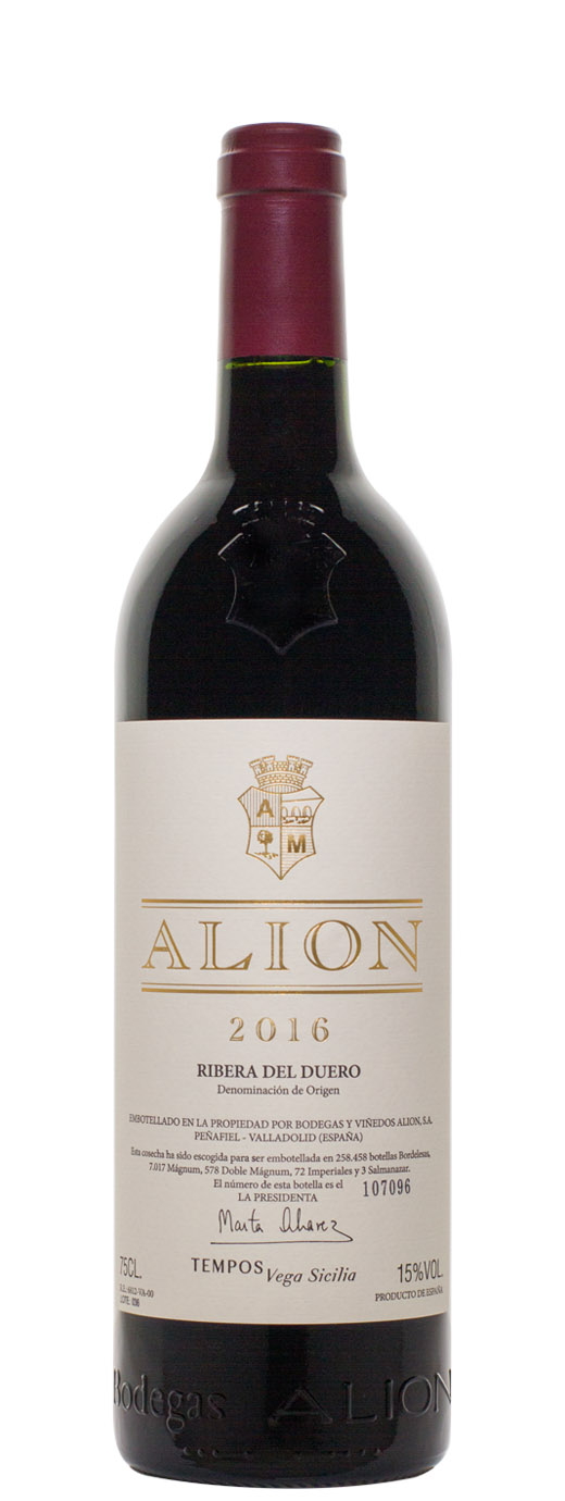 2016 Alion by Vega Sicilia