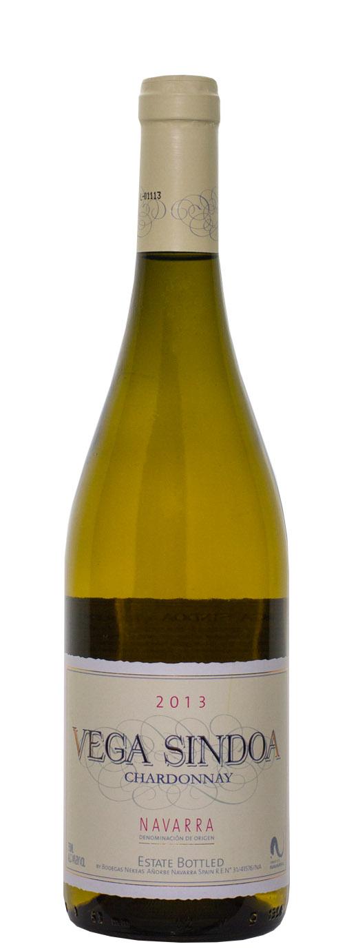 2013 Vega Sindoa Chardonnay
