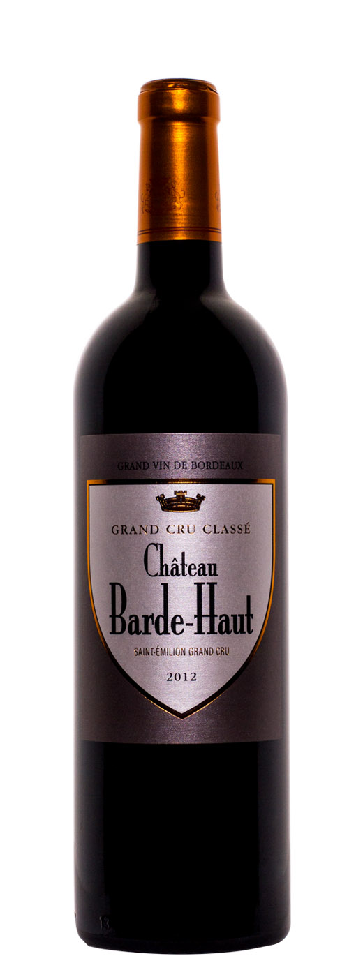 2012 Chateau Barde-Haut