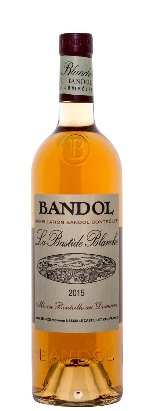 2015 Domaine de la Bastide Blanche Bandol Rose