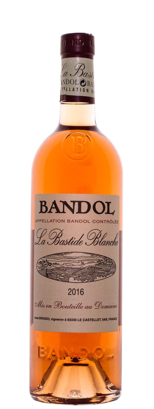 2016 Domaine de la Bastide Blanche Bandol Rose
